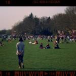 Park w niedzielę