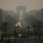 Tour Ariane i okolice odrealnienia