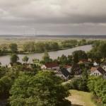 W delcie rzeki: W górę rzeki (Stettiner Berg)