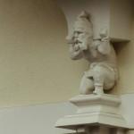 Kamienica z krasnalem
