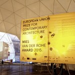 Wystawa Mies van der Rohe Award 2015