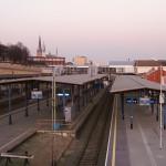 Szczecin dworzec główny